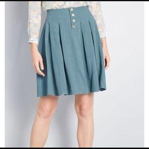 NWOT. Modcloth Jenny B Skirt  1X